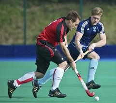 England Hockey League Reading vs Bowdon