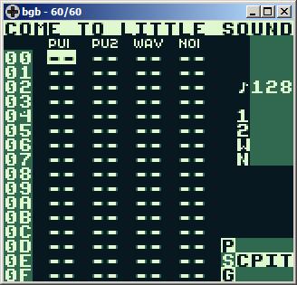 BGB run ROM
