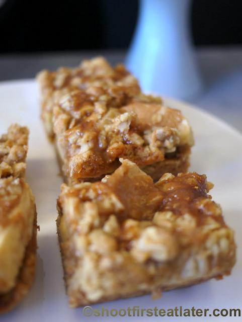 apple caramel bar $2.75