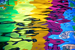 more colorful water reflections ( Corse ) by Zé Eduardo...