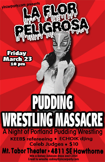Portland Pudding Wrestling Massacre