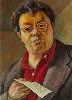 Diego Rivera, Self-Portrait, 1941.