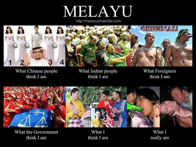 MEME: Melayu Cina India | TianChad.com