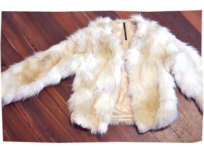 Yesstyle Fur Coat