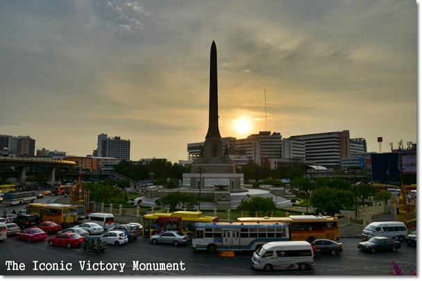 Iconic Victory Monument