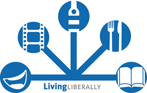 living liberally logo
