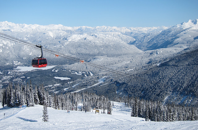 Whistler by CC user perfectzero on Flickr