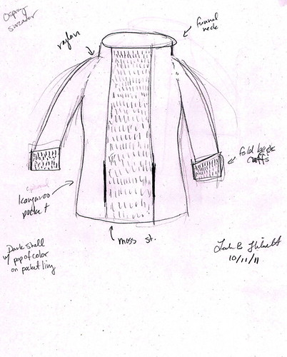 Quince Osprey Sweater Sketch 10 17 11