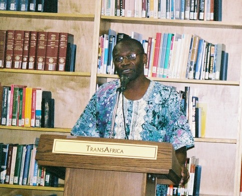 Mwiza in library