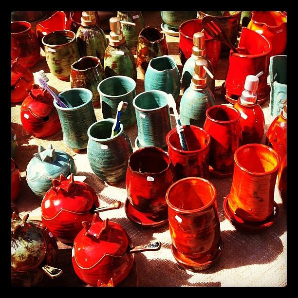 Pottery, Nachalat Binyamin