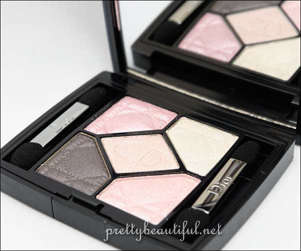 Rose Porcelaine Dior Eyeshadow Palette 834