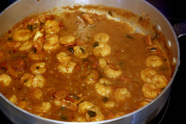 Shrimp Gravy
