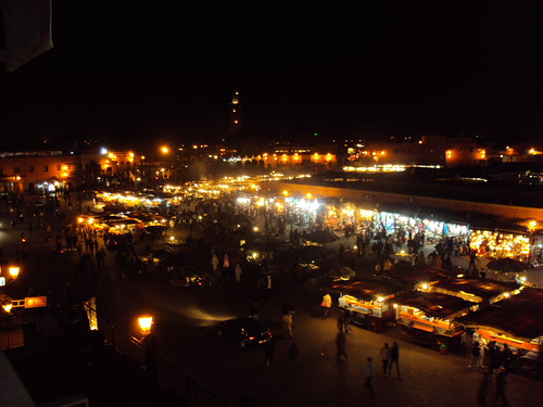 Morocco Trip - Day 1 - Marrakech