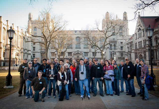 University of Chicago Photo Walk