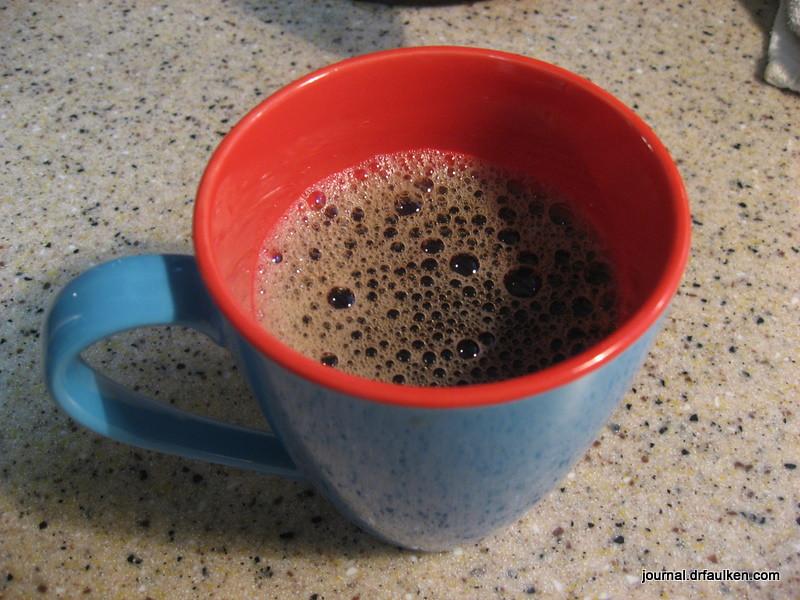 Death by Caffeine