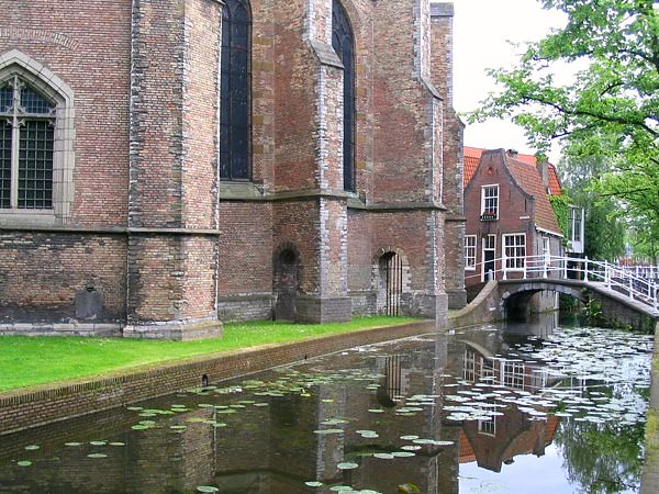 Delft Canal 3