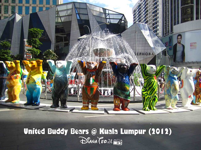 United Buddy Bears @ KL 01