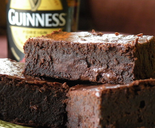 MF Guinness Brownies