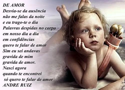 DE AMOR by amigos do poeta