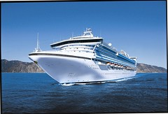Star Princess from bow