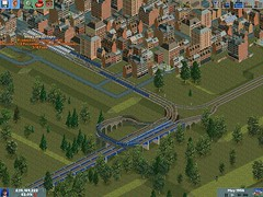 Locomotion game screenshot
