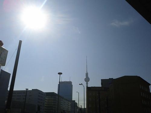 Sun, meet Berlin. Berlin, meet the sun.