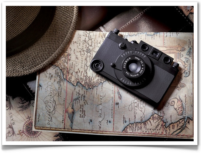Leica Rangefinder Replica iPhone Case