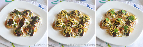 Dahi Papdi Chaat Recipe - Step3