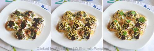 Dahi Papdi Chaat Recipe - Step3