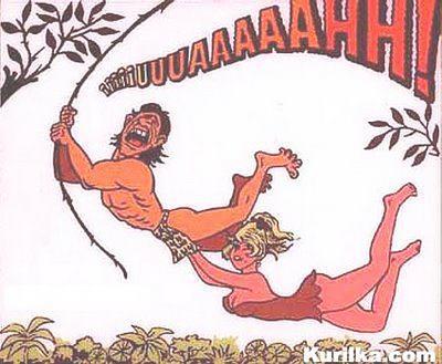 Está cientificamente provado a razão do grito do Tarzan