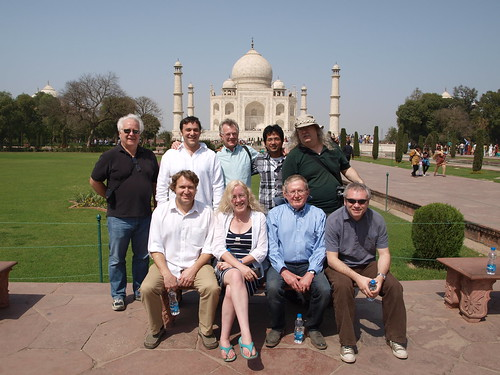 EdgeX at the Taj Mahal
