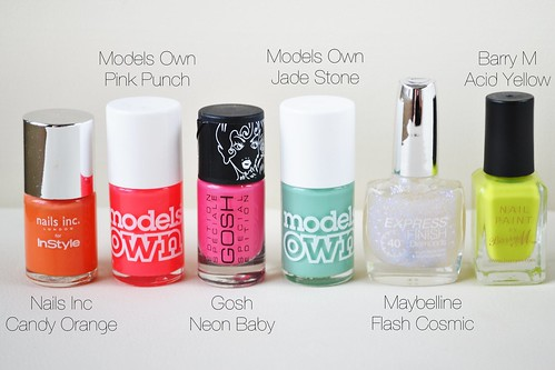 Summer-nail-polishes