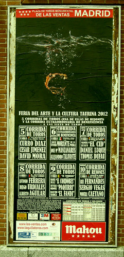 cartel las ventas by atxu