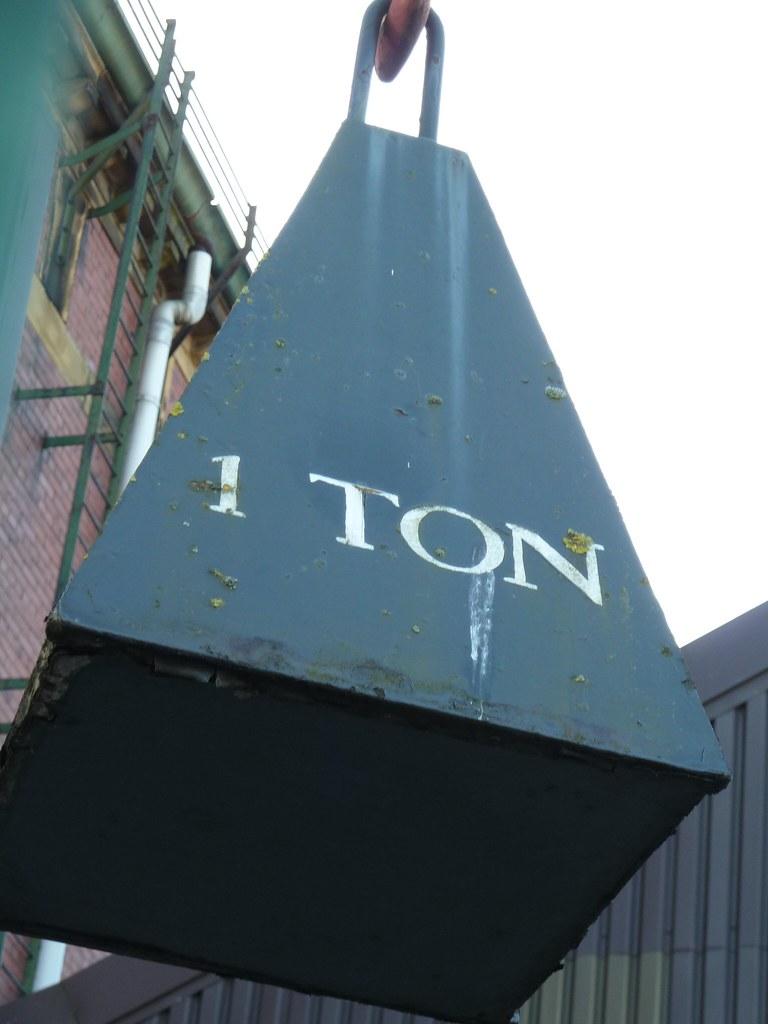 ton a