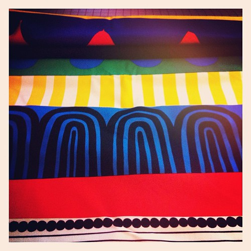 And more #marimekko goodness! What to make?!