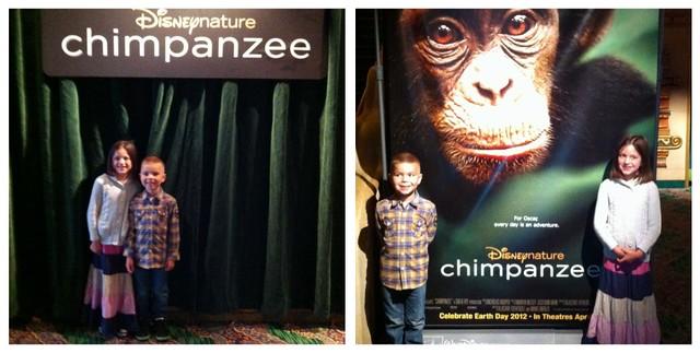 Disneynature Chimpanzee Premiere