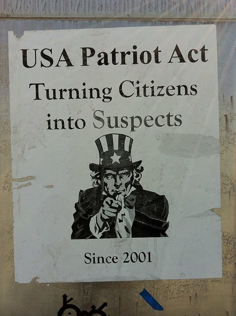 the patriot act of 2001 Hr 3162 (107th): uniting and strengthening america by providing appropriate tools required to intercept and obstruct terrorism (usa patriot act) act of 2001.