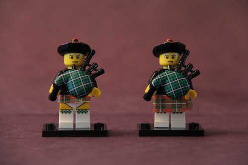 The Bagpiper's Accident