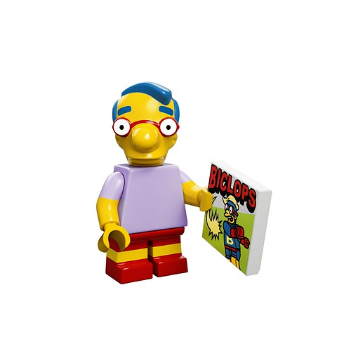 71005 The Simpsons Collectable Minifigures Millhouse
