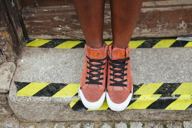 HUB Footwear x Lois Opoku My Magic Hour by Jules Villbrandt lisforlois
