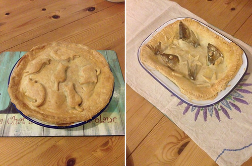 let's cook: pies
