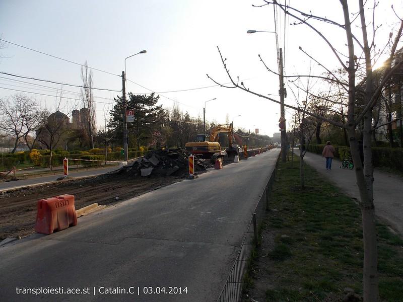 Traseul 102, etapa I: Bucla Nord ( Sp. Județean ) - Intersecție Republicii - Pagina 2 13605592905_eba5ce711c_c