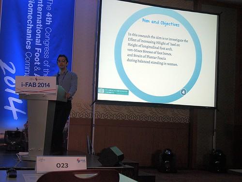 International Foot & Ankle Biomechanics Congress