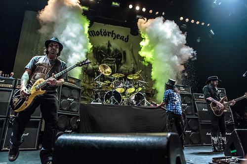 Motörhead @ Club Nokia - April 11, 2014
