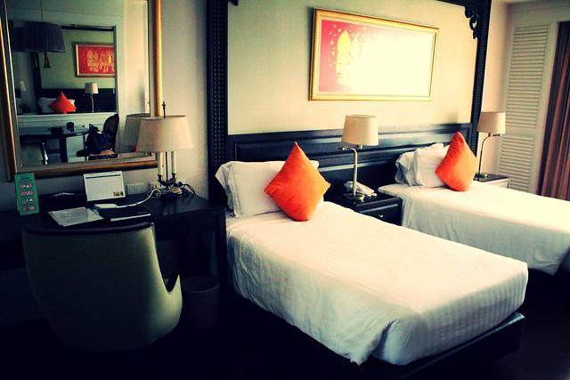Onde dormir em Bangkok