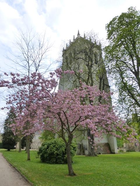 448 Abbaye Notre-Dame du Bec-Hellouin