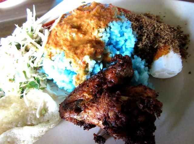 Sri Tanjung - nasi kerabu