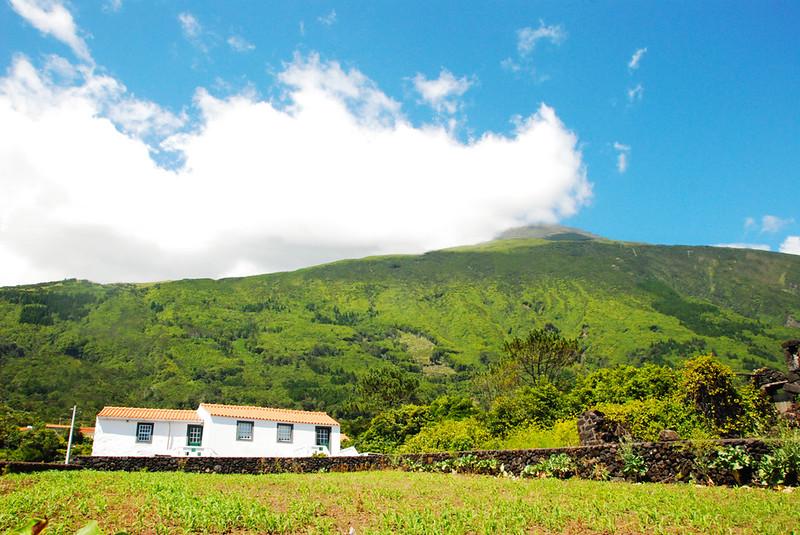 Casinha da Júlia, Ilha do Pico, Açores