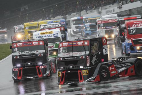 Carreras de camiones FIA