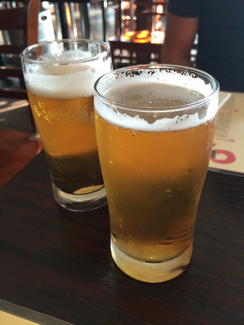 Sapporo beer - Izakaya Roku